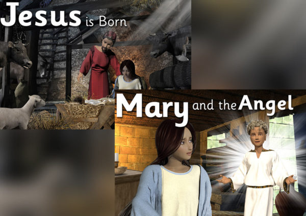 Bibleworld Books Christmas Series