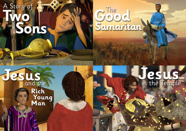 Bibleworld Books Series 3