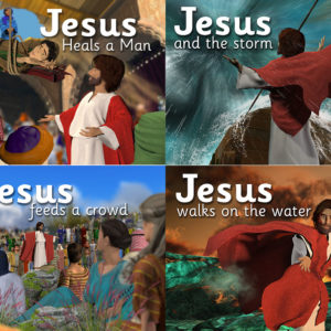 Bibleworld Books Series 1