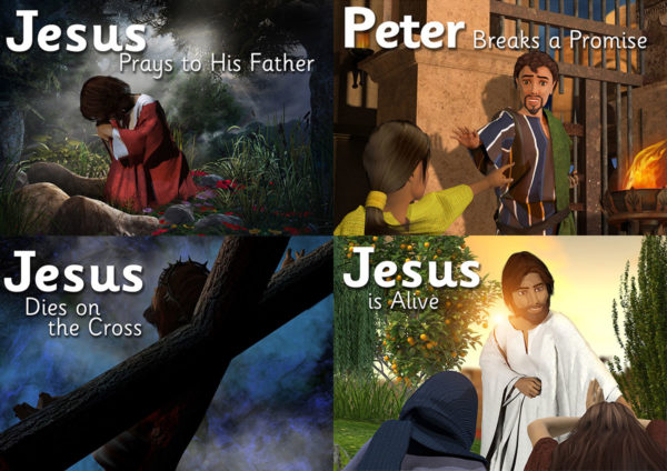 Bibleworld Books Series 2